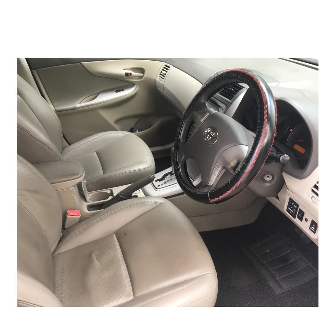 Toyota Altis For Rent , GoJek Rebate. Grab/Go-Jek/Ryde/TADA. All PHV/Personal usage available! Cheap Rental, Long/Short Term Rental. Honda Jazz/Fit/Stream/Freed | Toyota Vios/Altis/Camry/Wish/Sienta/Estima | Avante | Mazda2 & 3 |