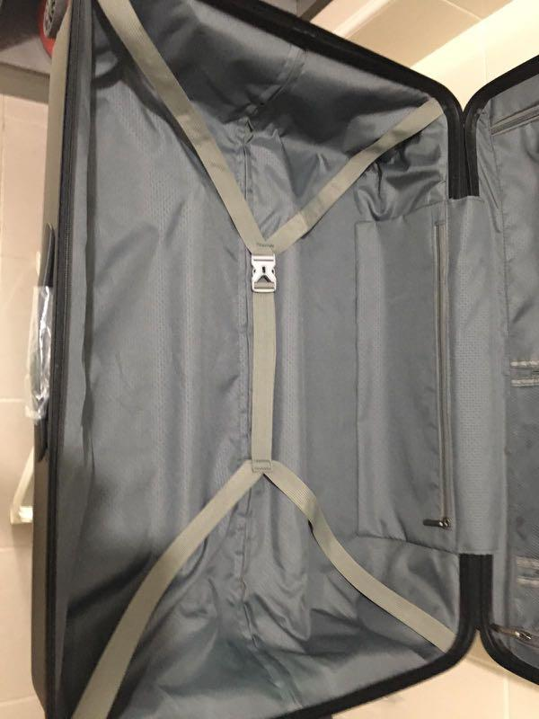 UNBREAKABLE PP MATERIAL 28 INCHES LUGGAGE WITH TSA LOCK
