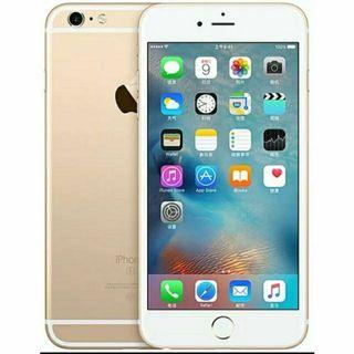 Iphone 6 plus 福利機 近全新16g 64g 電池很新 贈手機殼 玻璃貼 耳機 充電器
