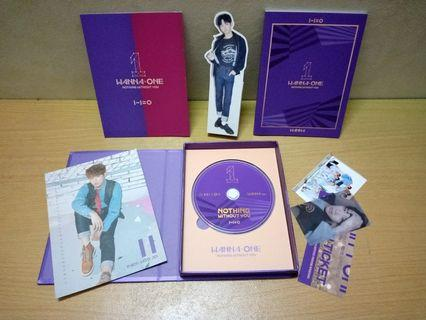 Wanna One Album Nothing Without You Wanna Version