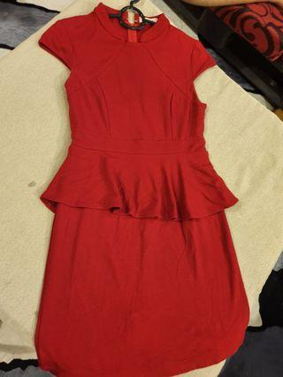 Chongsam Dress