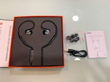Remax neckband sport earphone