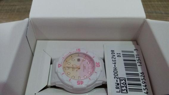 CASIO LRW200H4E2 Watches [100% ORIGINAL]