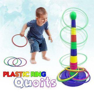 Kids Plastic Ring Games
