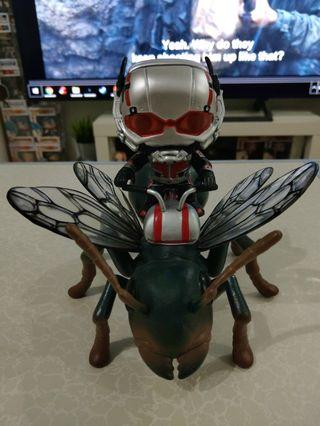 Ant-Man with Anthony funko pop