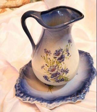 Antique Water Pitcher The Reme Collection