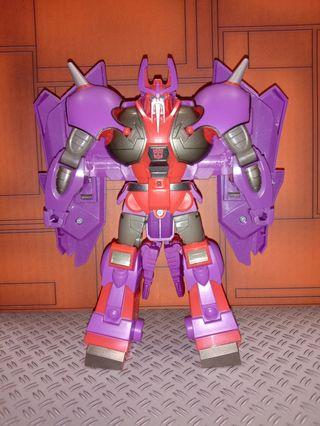 Transformers Cyberverse Alpha Trion