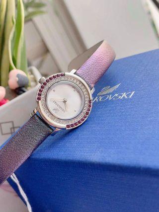 Swarovski playful mini watch