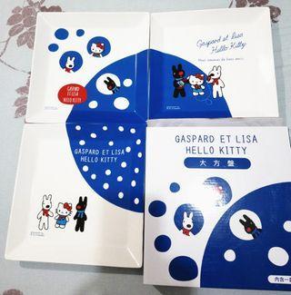 Hello Kitty /Gaspard et Lisa 大方盤