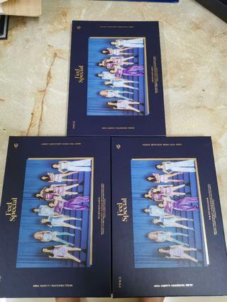 [WTS] TWICE FEEL SPECIAL UNSEALED ALBUMS