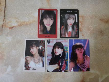 [WTS] TWICE MOMO PHOTOCARDS