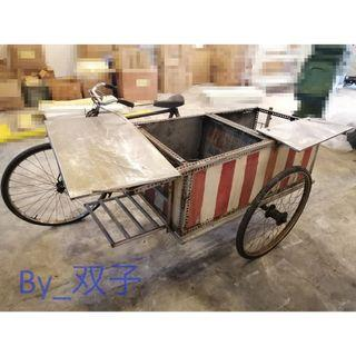 Antique Three Wheel Bicycle for sale / Basikal Tiga Roda for sale / 古董三轮车