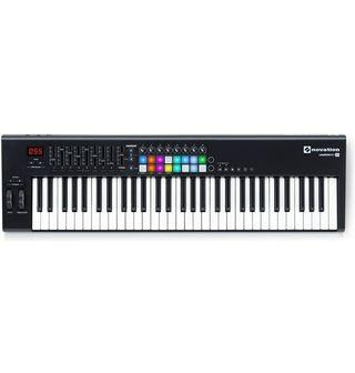 (9.9成新)Novation launchkey 61 mkII mk2 MIDI 控制 鍵盤