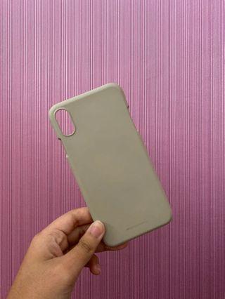 Case Iphone XS Max Goospery