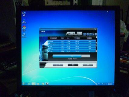 華碩 VB195S 19吋 4:3 液晶螢幕