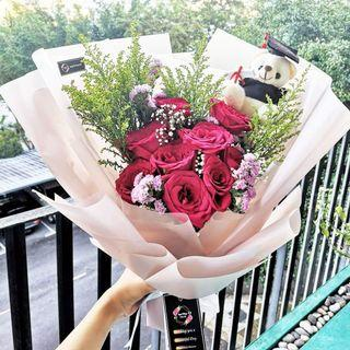 Convocation Flower Bouquet