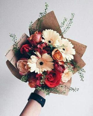 Customise Flower Bouquet
