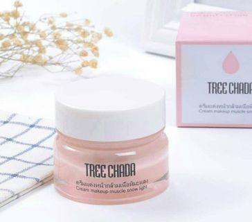 Tree Chada Cream Make Up Muscle Snow Light