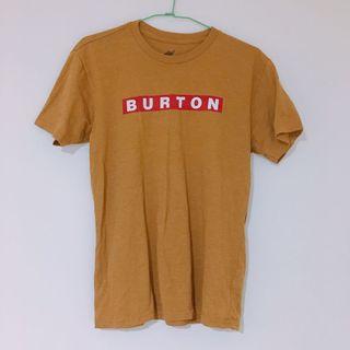 Burton Logo T-shirt 登山戶外短袖上衣
