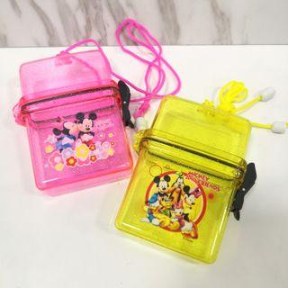 Mickey & Friends Bling2 Shiny Containers set