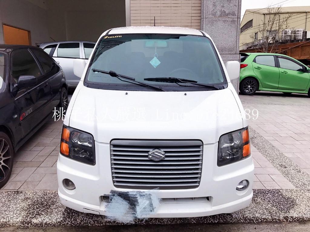 2003年 Solio 1.3 白 / 女孩子最適合小車👍