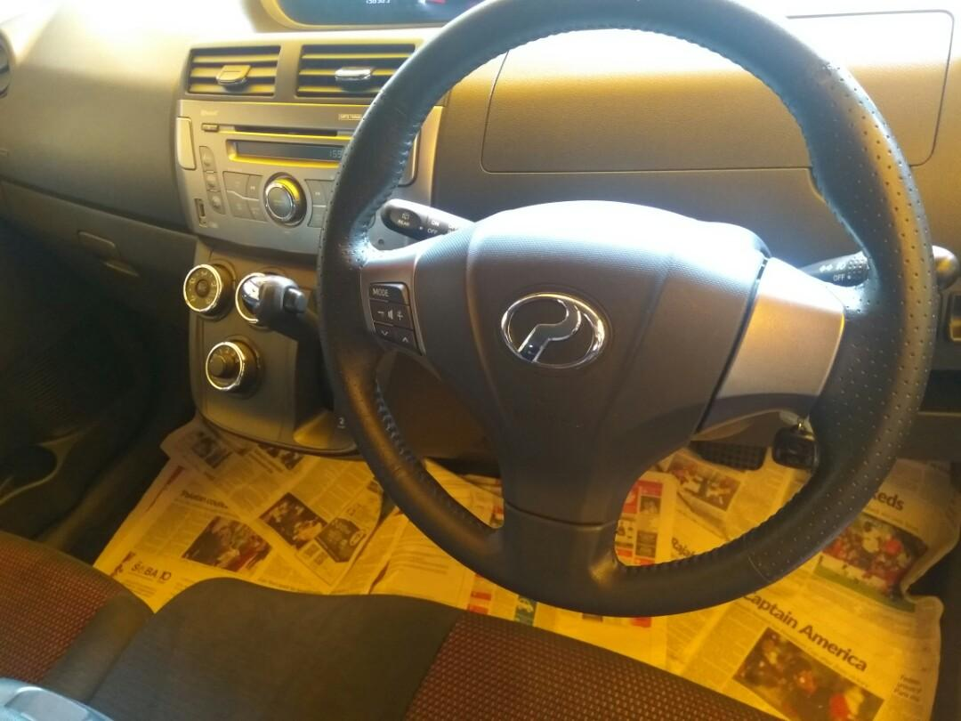 2014 Perodua Alza 1.5 (A) SE 1 Owner.       http://wasap.my/601110315793/Alza2014Red