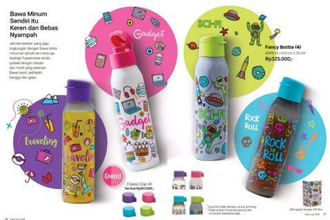 Eco bottle tupp