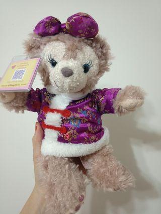迪士尼雪莉玫娃娃