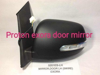 Proton exora door mirror
