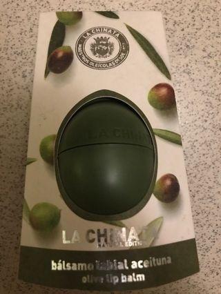西班牙LA CHINATA蛋形護唇膏