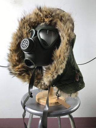 🇺🇸1952Vintage US ARMY M51 Park Hood 美軍公發郊狼狼毛帽