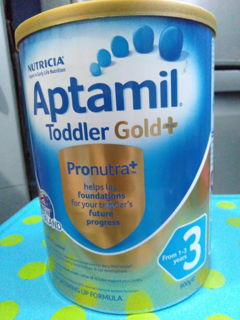Aptamil Toddler Gold+ Stage 3 (From 1-3 Years)