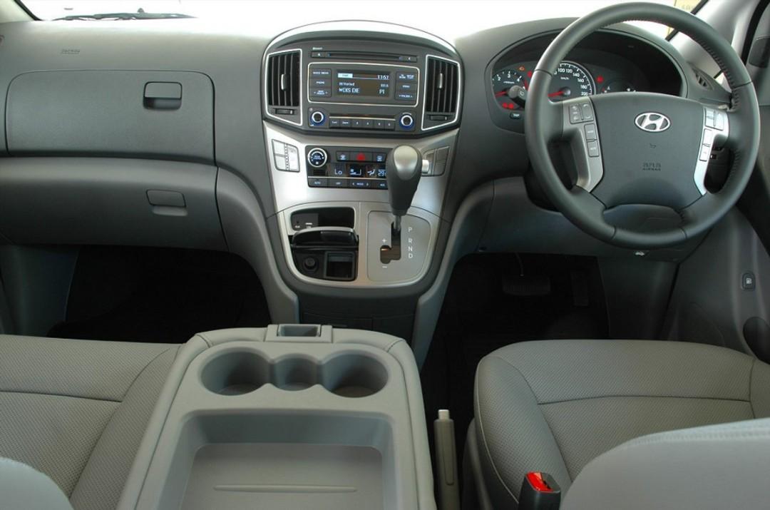 Auto Gear van for rent - Hyundai Starex