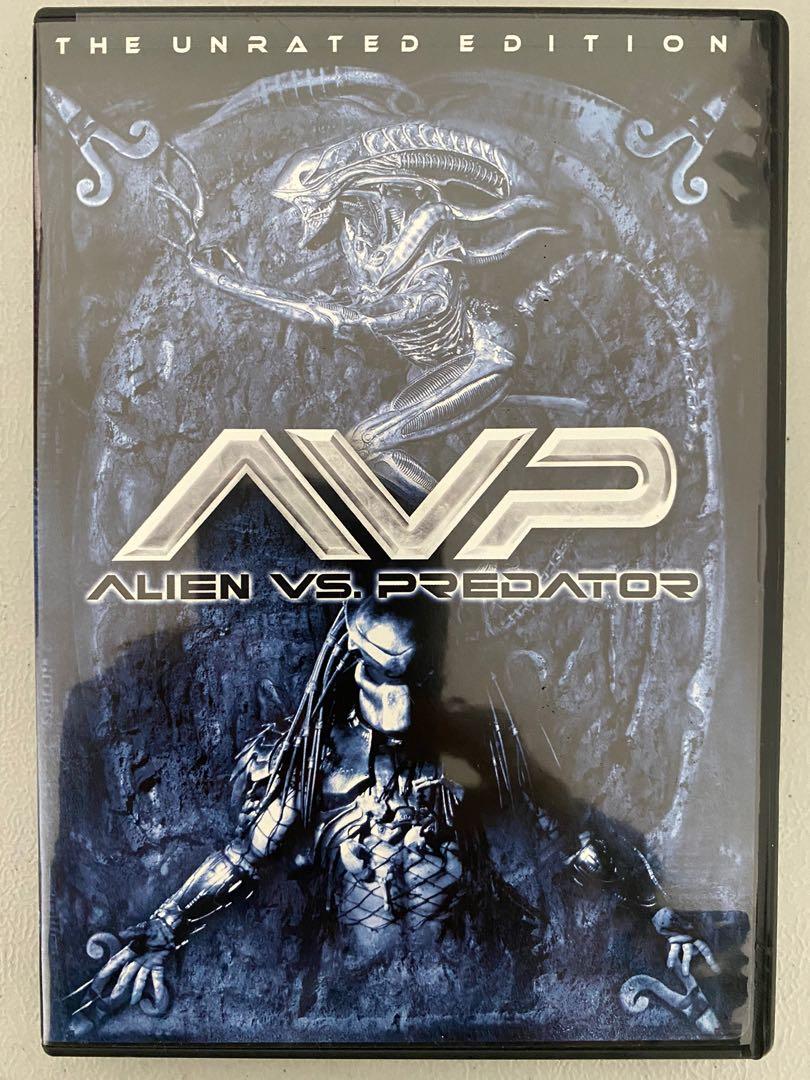 Avp Alien Vs Predator 2004 R1 Dvd Music Media Cds Dvds Other Media On Carousell