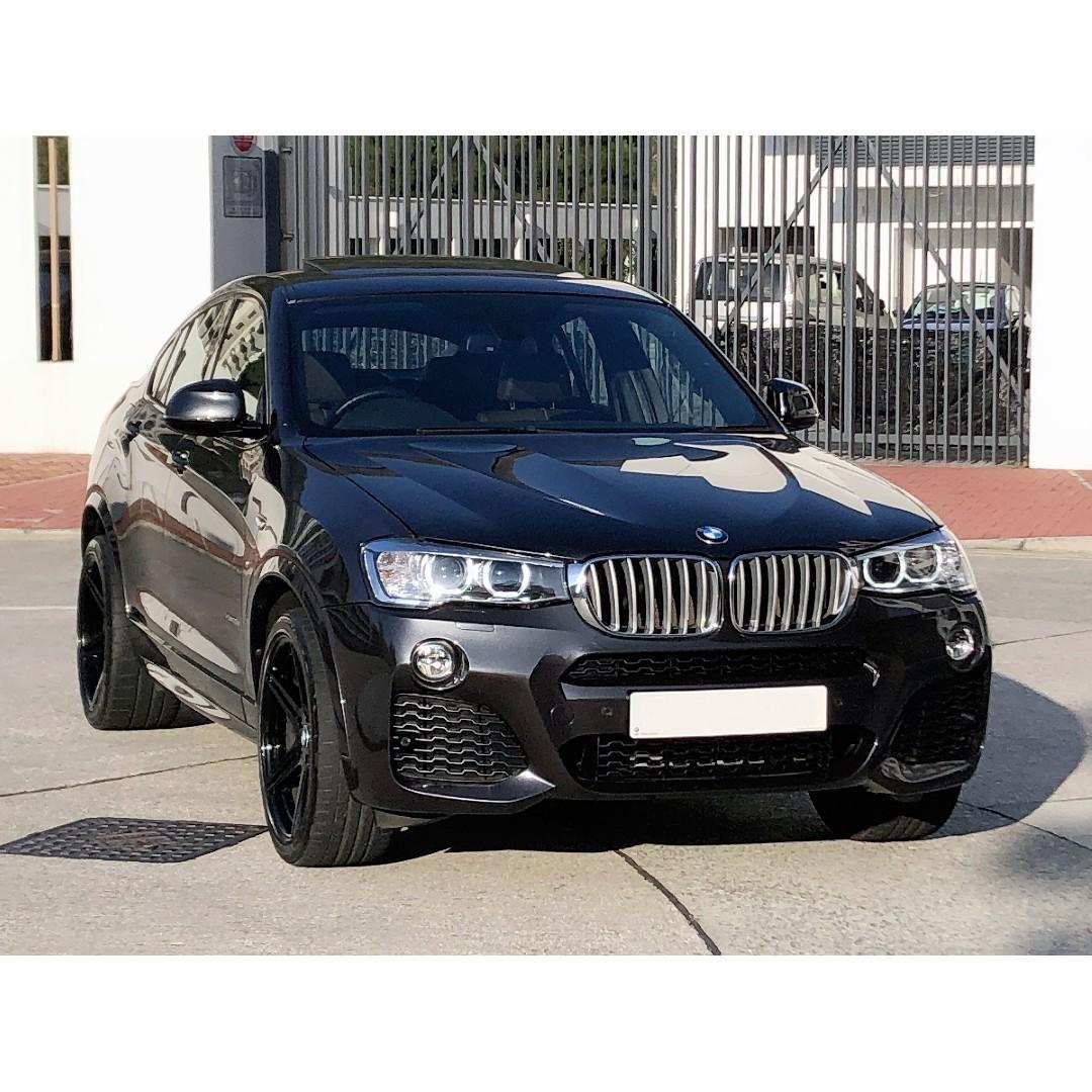 BMW   X4 XDRIVE28iA M SPORT   2015