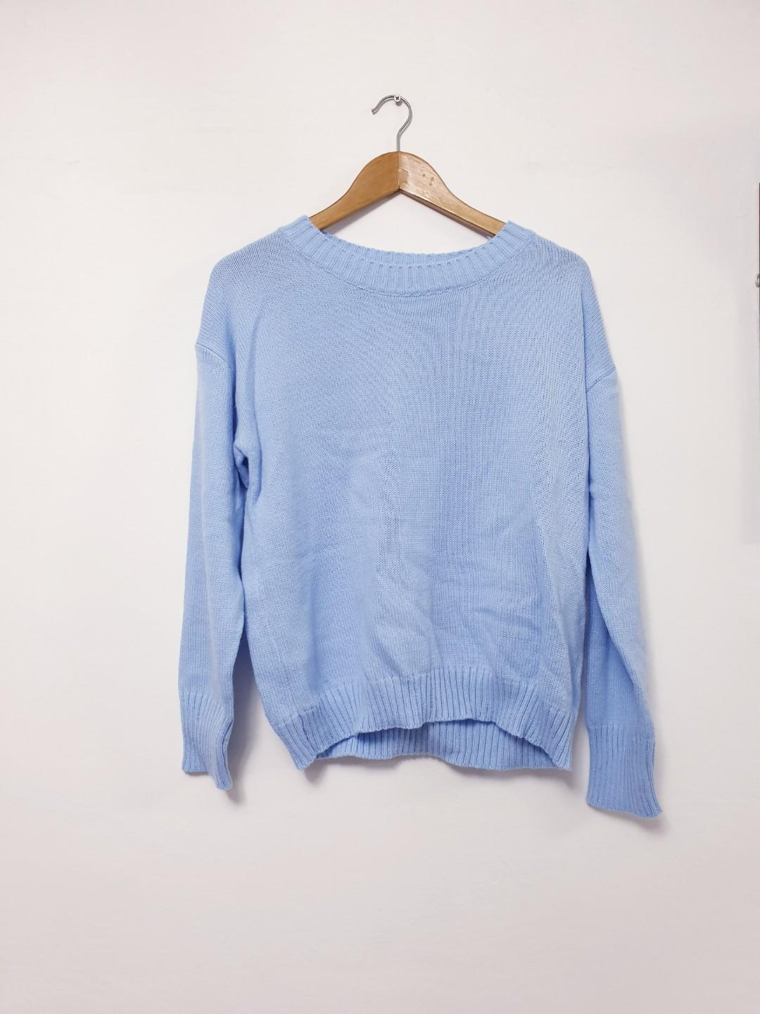 BN Knit Pullovers in Green and Blue [Version 1] #PICK5