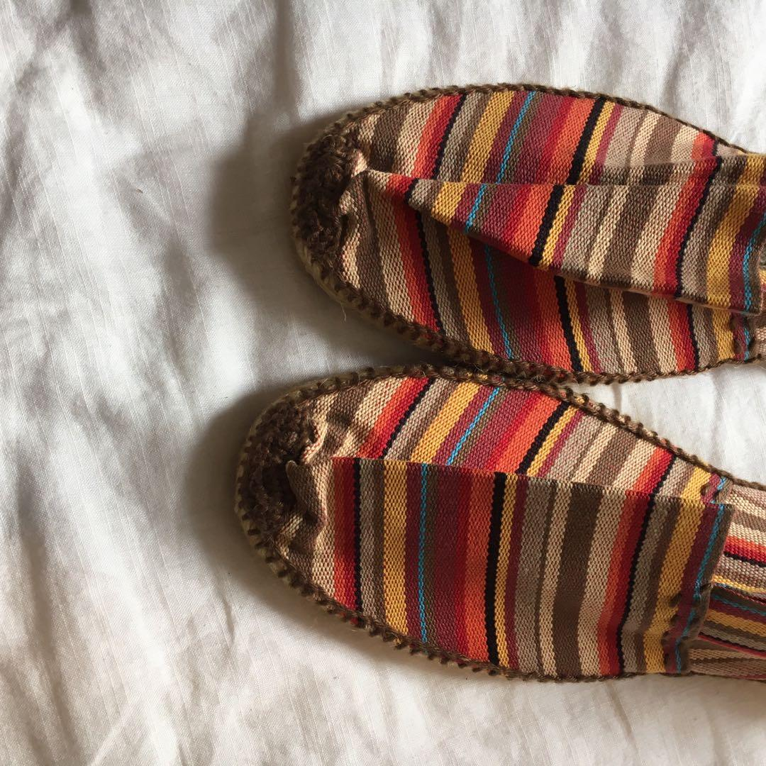 Colourful Espadrilles | Brand New, Unworn, In Perfect Condition