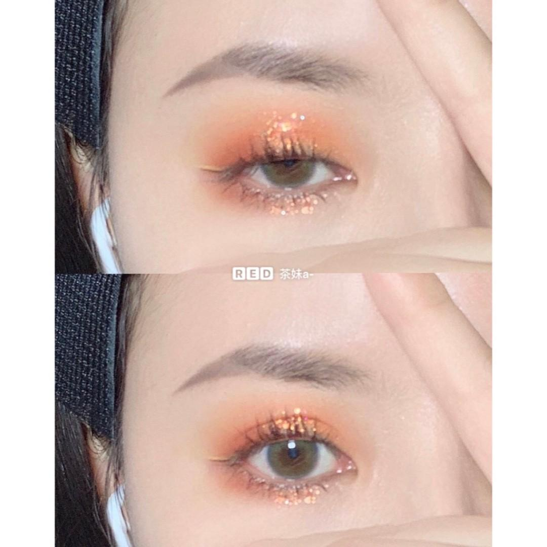 Colourpop Orange you glad? 🍊✨眼影盤