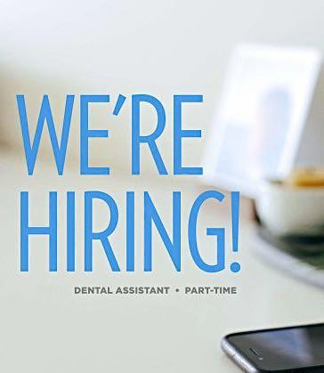 Dental Clinic Assistant Cleaner Permanent Part Time Job