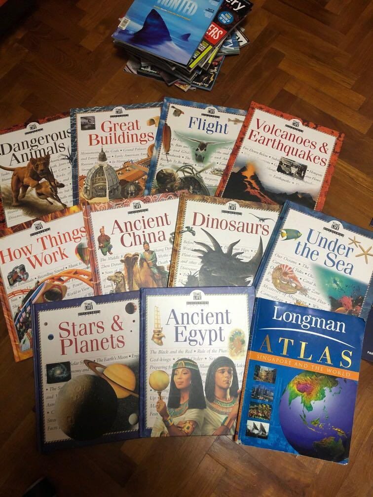 Educational Books (TimeLife Discoveries Library)