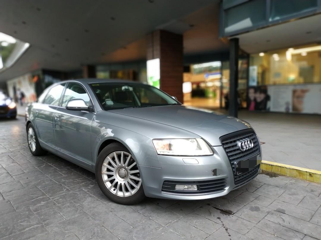CNY advance booking Audi A6