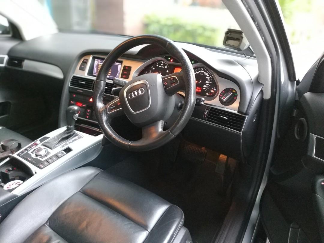Executive's choice Audi A6