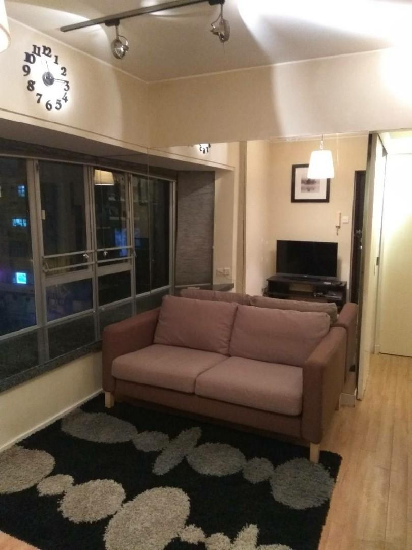 FOR RENT: Nicely renovated 2 bedroom apartment in North Point
