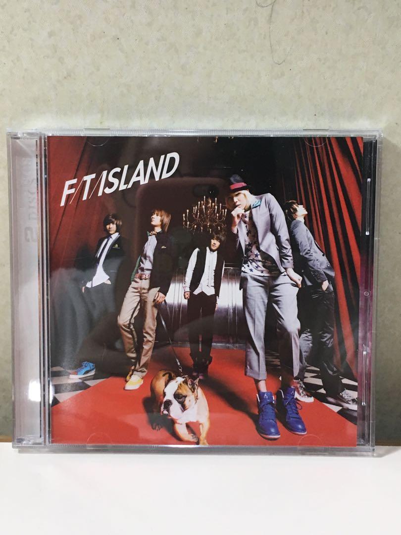 FTISLAND CD
