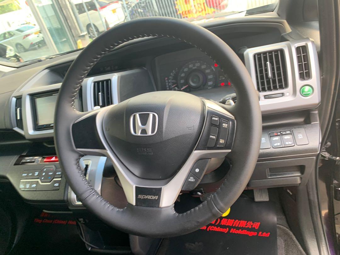 HONDA STEPWGN 2.0 2012