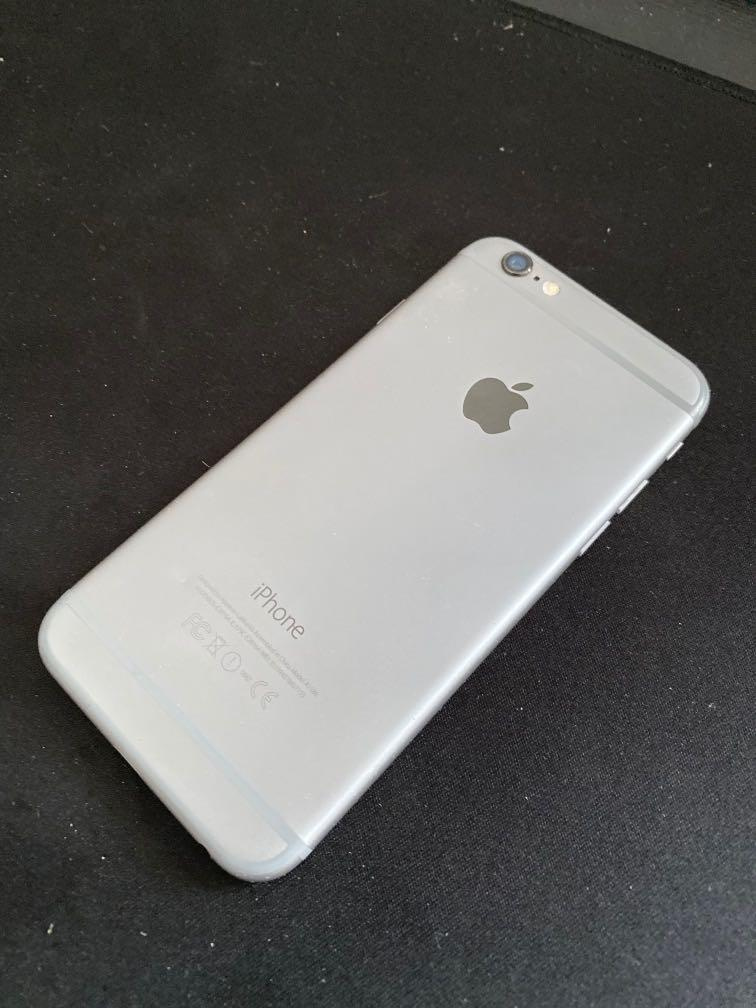 iPhone 6 (64gb) with Lifeproof case