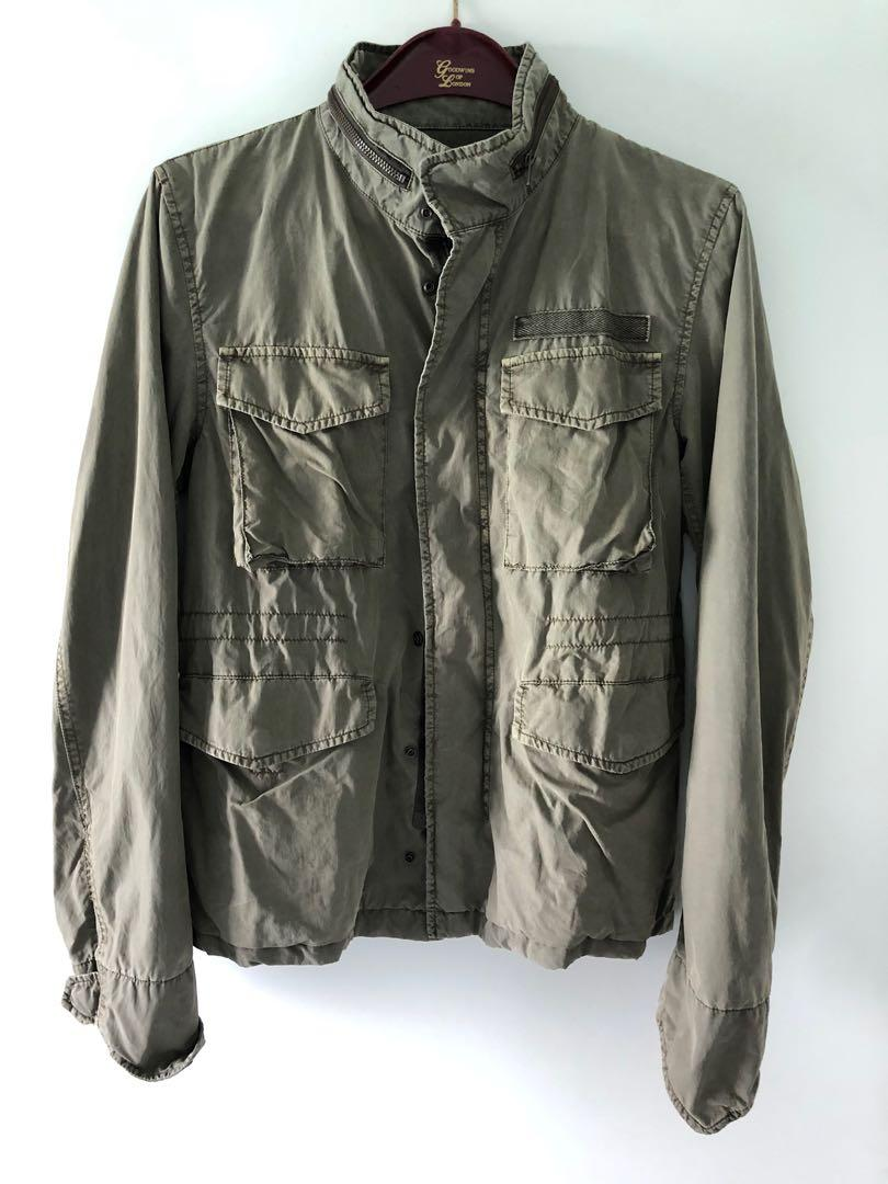 Journal Standard M65 jacket