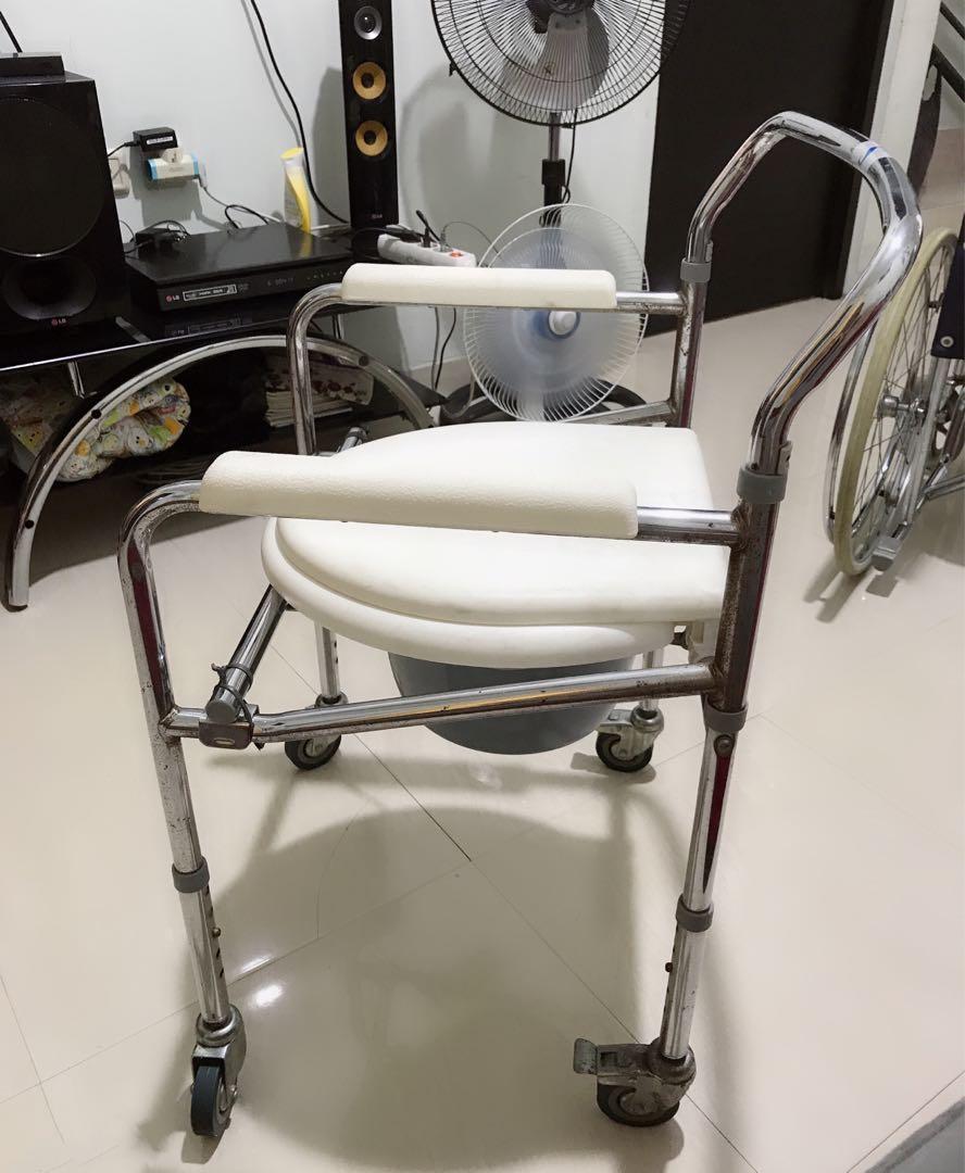 Kursi roda BAB ( bekasi timur duren jaya)