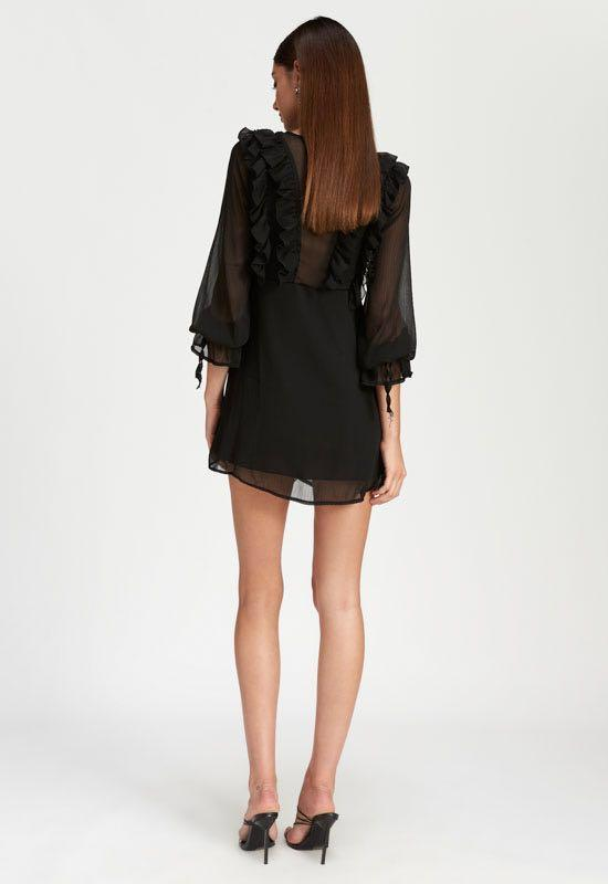 Lioness Official Hotline Bling Black Dress #SwapAU