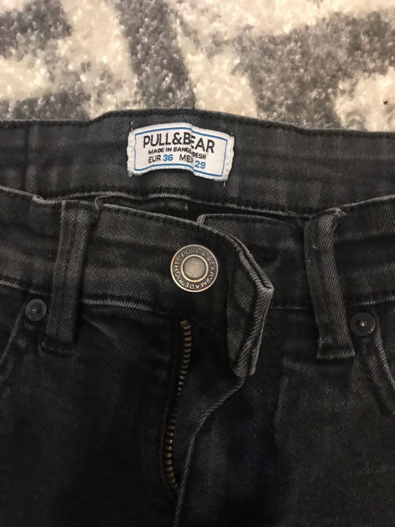 #mauovo celana jeans pull&bear